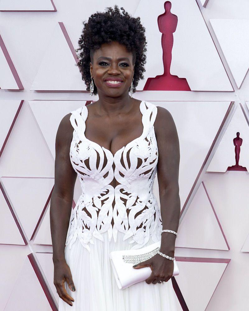 Viola Davis at Oscars 2021