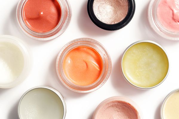 Creamy make up products