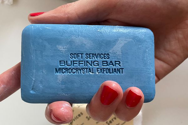 Soft Services Buffing Bar
