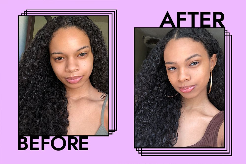 Olivia Hancock Before + After
