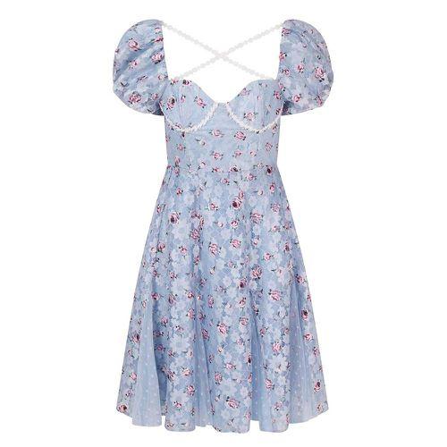 Cinderella Lace Midi Dress ($383.08)