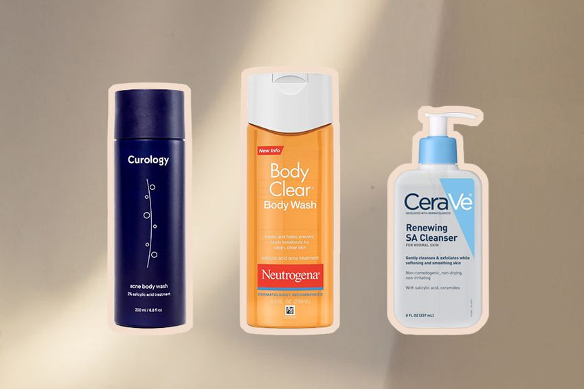 Best Acne Body Washes