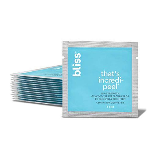Bliss That's Incredi-Peel Spa-Strength Glycolic Resurfacing Pads