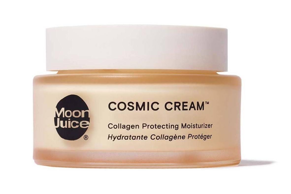 Moon Juice Cosmic Cream Collagen Protecting Moisturizer