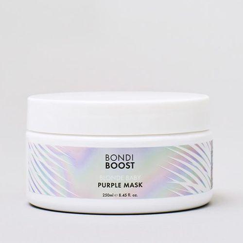 Blonde Baby Purple Mask ($28)