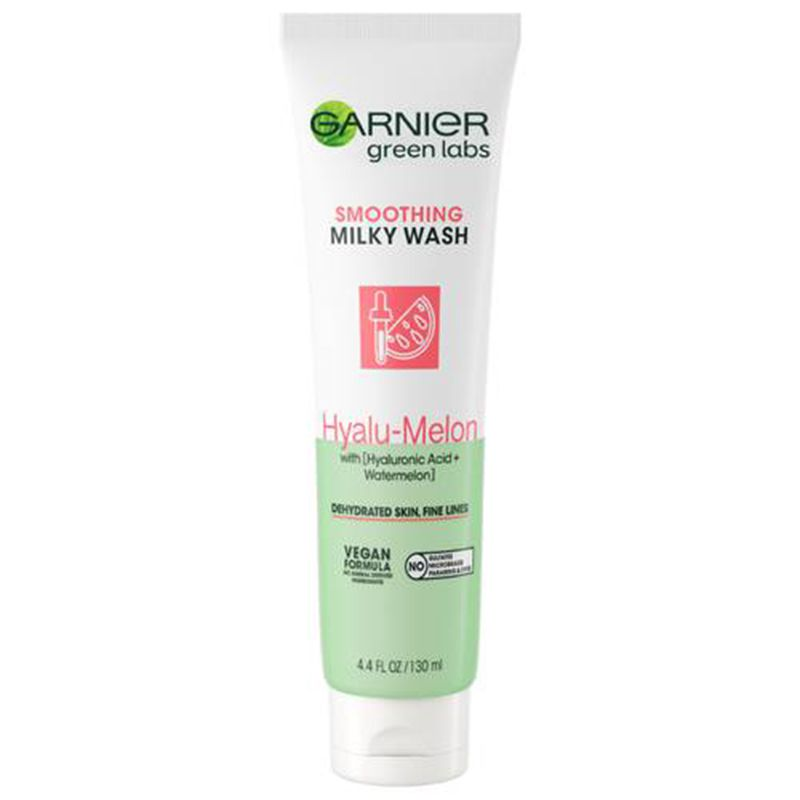 Green Labs Hyalu-Melon Smoothing Milky Washable Cleanser