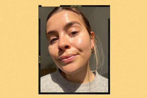 Kiehl's Midnight Recovery Eye Concentrate Cream Results on Emily Algar