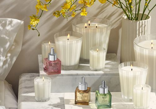 Nest Fragrances candles and scentd