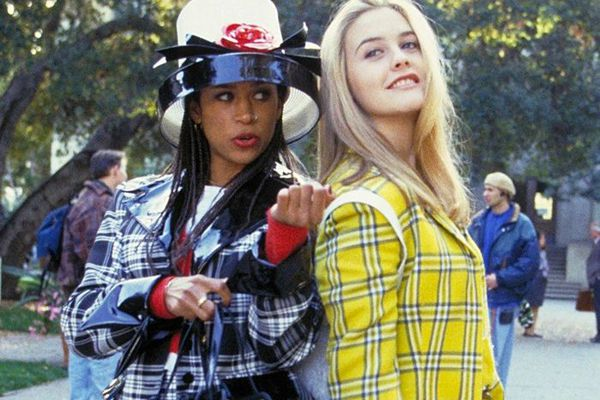 Characters from the movie Clueless