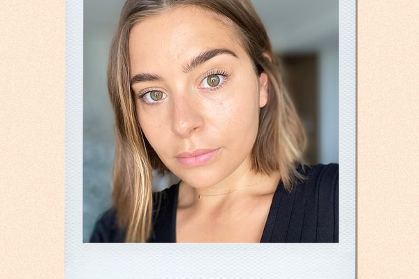 Youth To The People Dream Eye Cream Results on Emily Algar