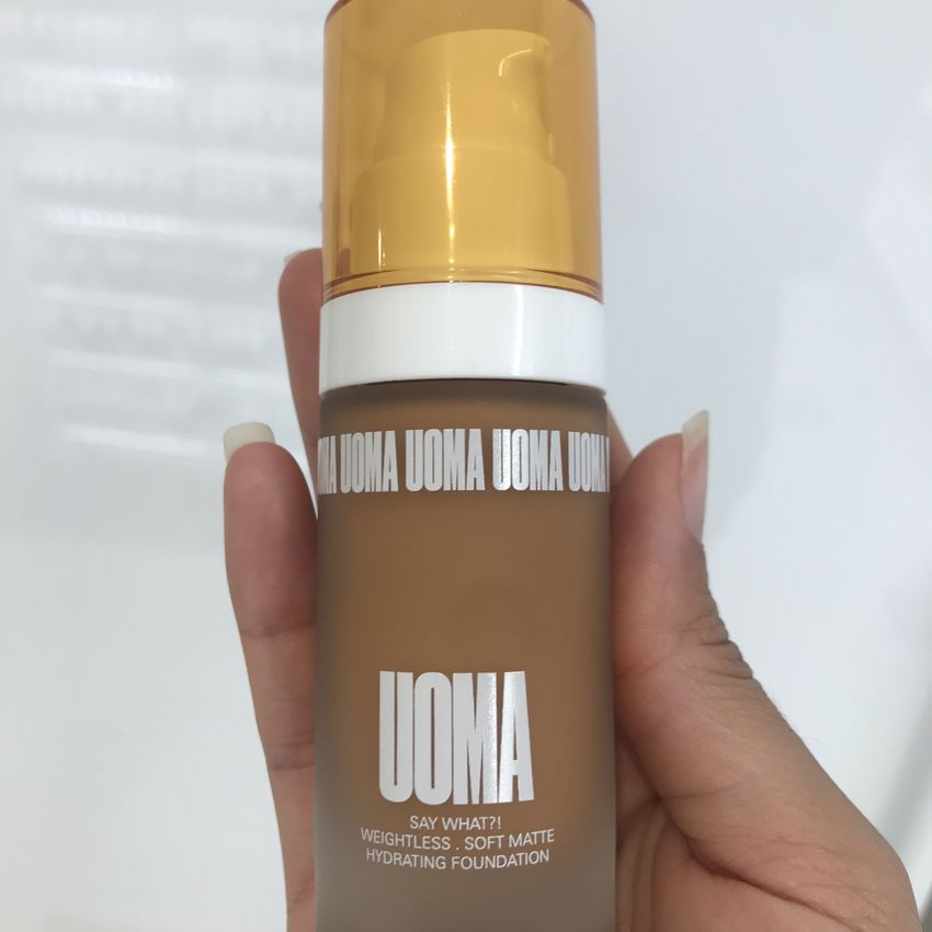 Uoma Beauty Say What Foundation
