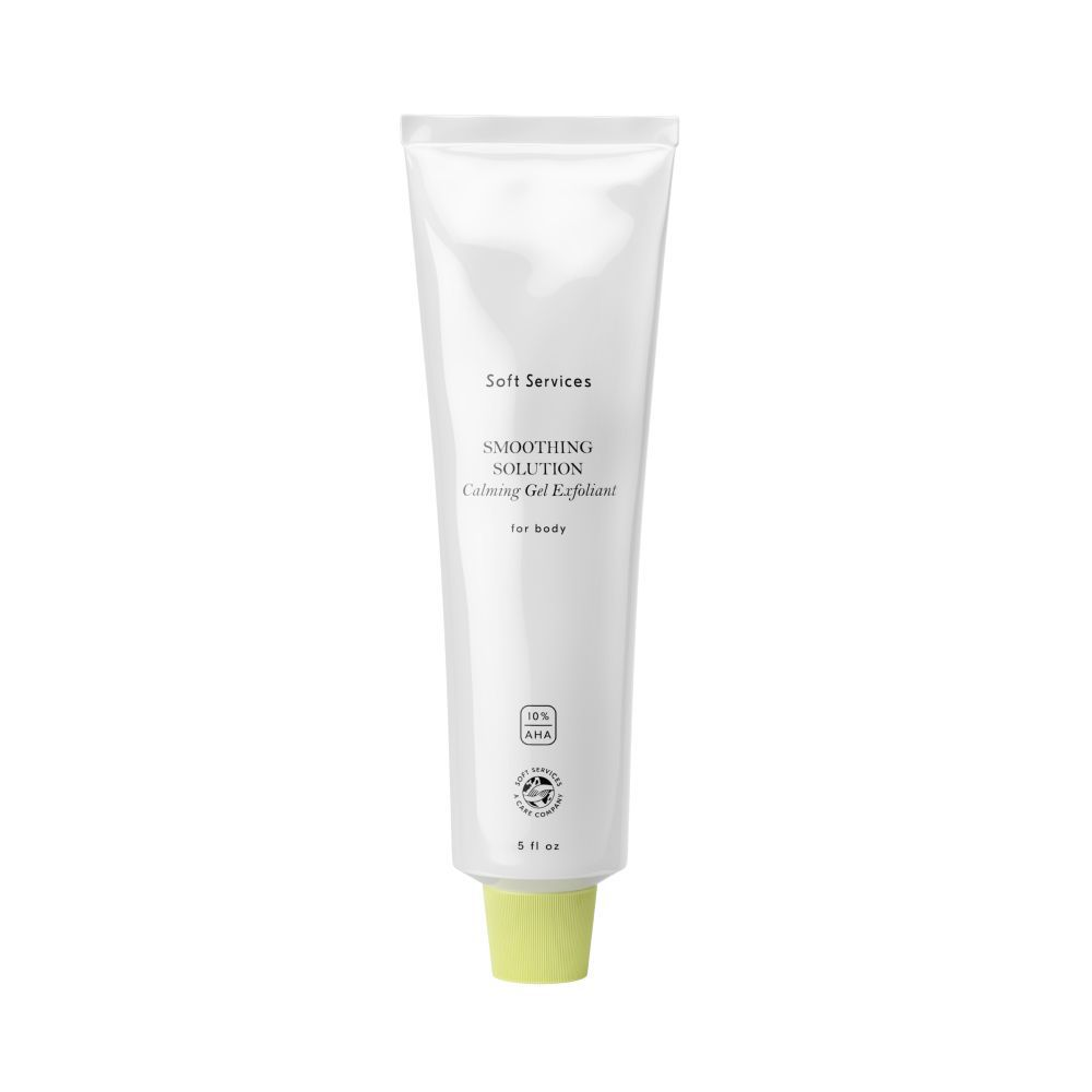Smoothing Solution Calming Gel Exfoliant